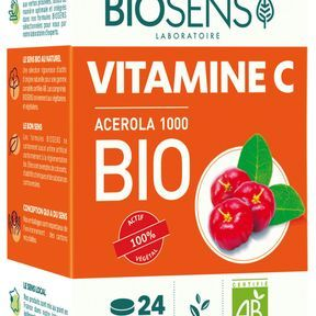 Vitamine C – Acérola – Biosens