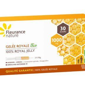 Doseurs de Gelée royale Bio - Fleurance nature
