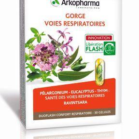 Duo Flash confort respiratoire – Arkopharma