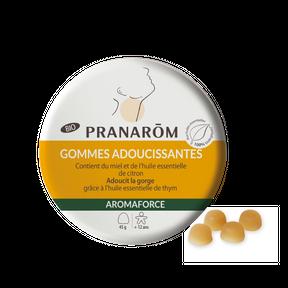 Gommes adoucissantes – Pranarôm