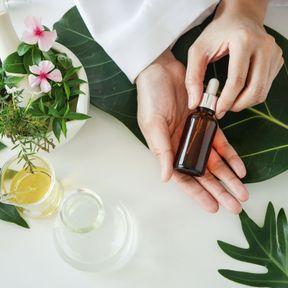 L'aromathérapeute