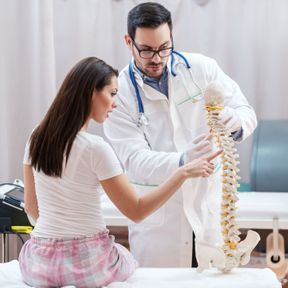 Suivez les conseils de l'ostéopathe