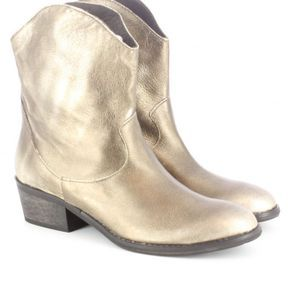 Bottines bronze Eden Shoes 2014