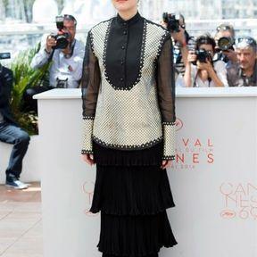 Marion Cotillard à Cannes