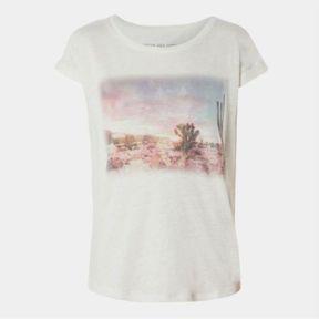 Tee-shirt paysage Comptoir des cotonniers printemps été 2014