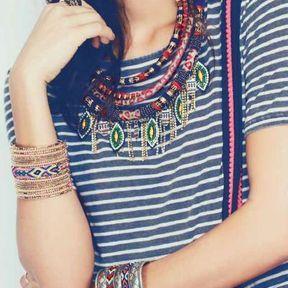 Bijoux ethniques New Look printemps été 2014