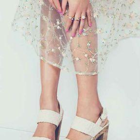 Sandales à talons New Look printemps été 2014