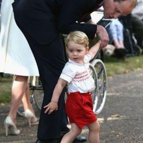 Prince George le 5 juillet 2015 6