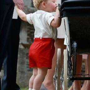 Prince George le 5 juillet 2015 9