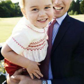 Prince George le 5 juillet 2015