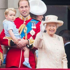 Prince George le 13 juin 2015