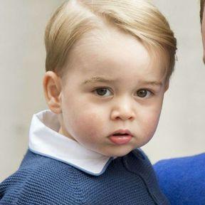 Prince George le 2 mai 2015 3