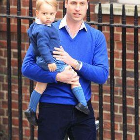 Prince George le 2 mai 2015 5