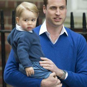 Prince George le 2 mai 2015 6