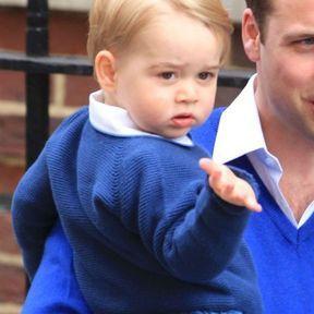 Prince George le 2 mai 2015