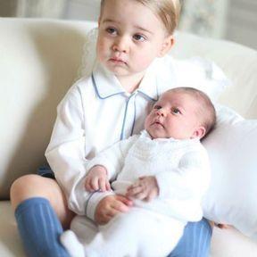 Prince George le 6 juin 2015