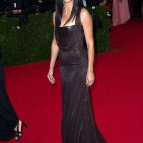 Adriana Lima en Givenchy en 2014