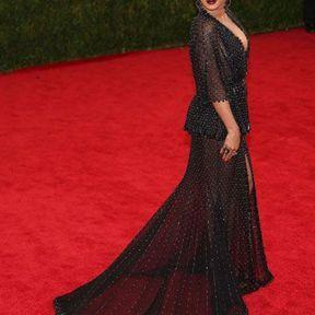Beyoncé en Givenchy en 2014