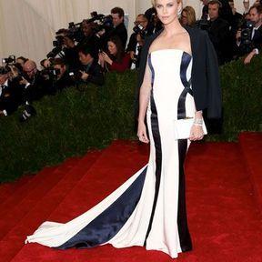 Charlize Theron en Dior Couture en 2014
