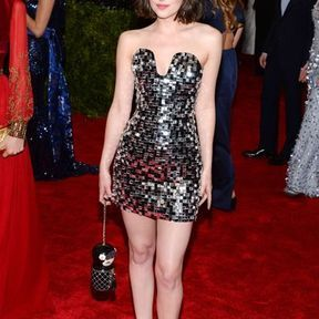 Dakota Johnson en Chanel