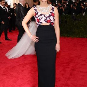 Jennifer Lawrence en Dior Couture