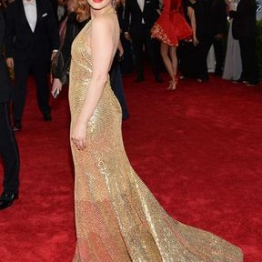 Jessica Chastain en Givenchy Haute Couture by Riccardo Tisci