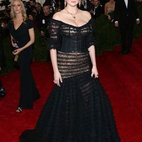 Kate Upton en Dolce & Gabbana en 2014