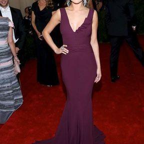 Selena Gomez en Diane Von Furstenberg en 2014