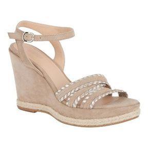 Sandales compensées femme Comptoir des Cotonniers 2014