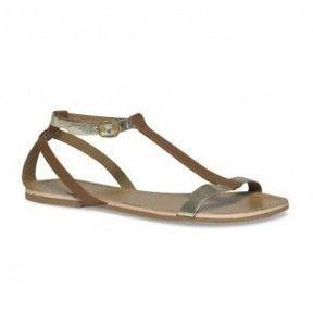 Sandales cuir femme Gemo 2014