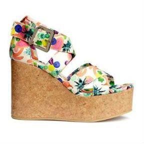 Sandales fruitées H&M