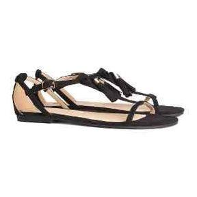Sandales noires H&M 2014