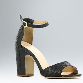 Sandales noires Jonak 2014