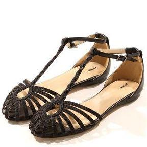 Sandales plates femme Pimkie 2014