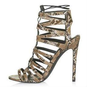 Sandales venimeuses Topshop