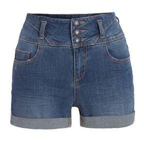 Short taille haute jean Cache Cache 2014