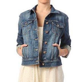 Veste en jean mode LTB 2014