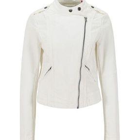 Veste jean blanche EDC By Esprit 2014