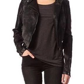 Veste jean noir femme Vila 2014