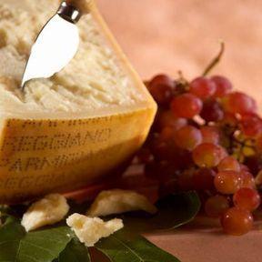 Le Parmigiano Reggiano (parmesan) avec quel vin ?