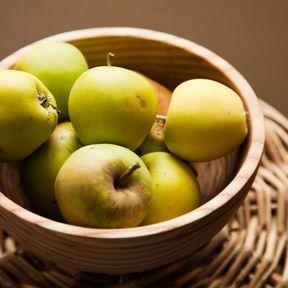 La pomme golden