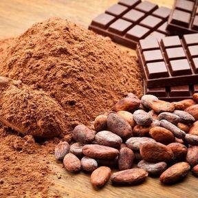 Le chocolat en poudre