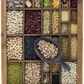 Les graines de tournesol, de pavot, de lin et de sésame