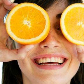 L'orange pour le plein d'énergie