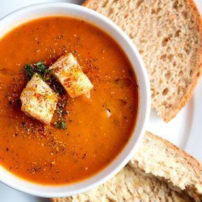 Les soupes froides
