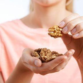 Les noix, les noisettes et les cacahuètes