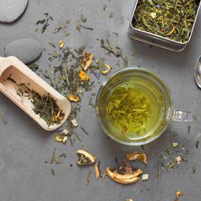 Le thé vert léger