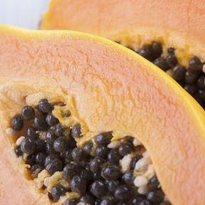 Papaye fraîche