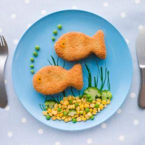Le poisson pané