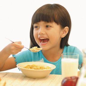 Les céréales du petit-déjeuner